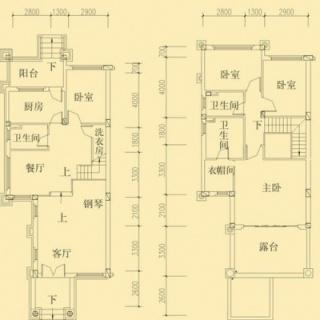 一期212-585号楼B1-1型