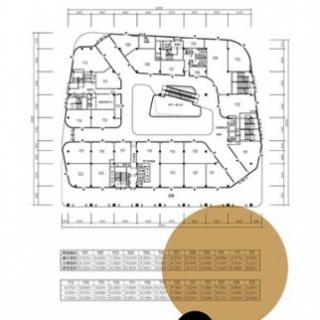 商铺一楼户型图