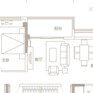 A2四室两厅双卫