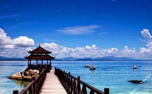 海南旅游必去十大浪漫景点 你知道吗?_合肥信息网