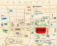 中铁城规划图2