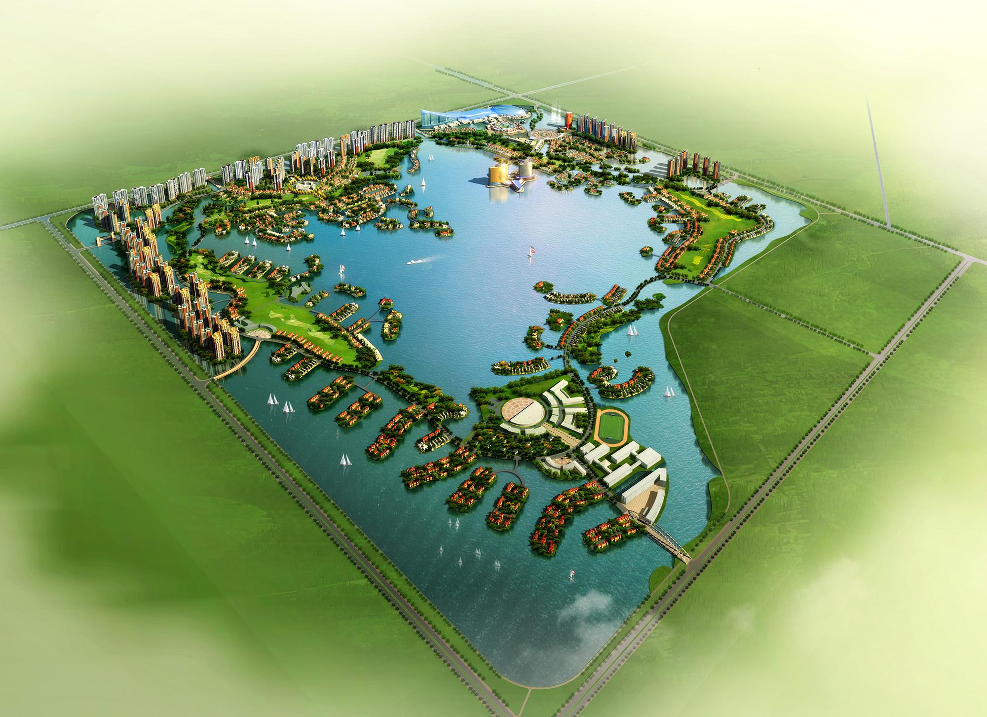 融创海棠湾平面图