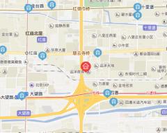 泰禾·北京公馆规划图