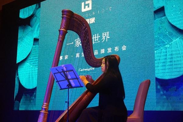布盛典 开启家装艺术定制新纪元 --凤凰房产上海