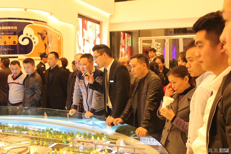 京汉凤凰城实景图