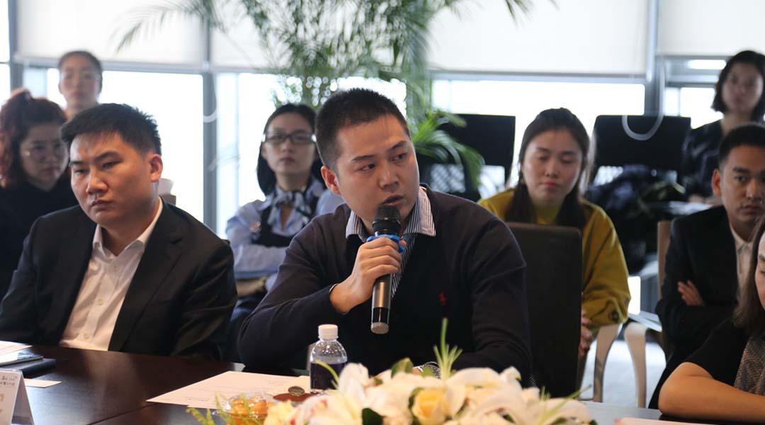 金辉集团西南区域策划经理龚斌