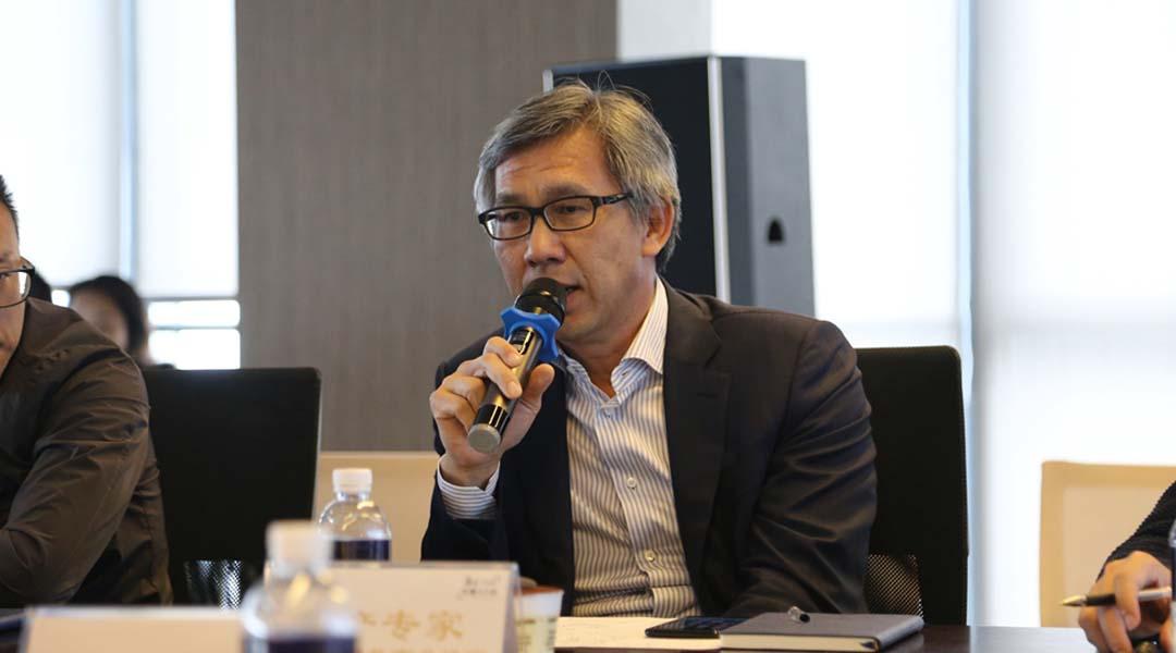地产专家-国浩房地产(中国)私人有限公司集团董事总经理韩德明