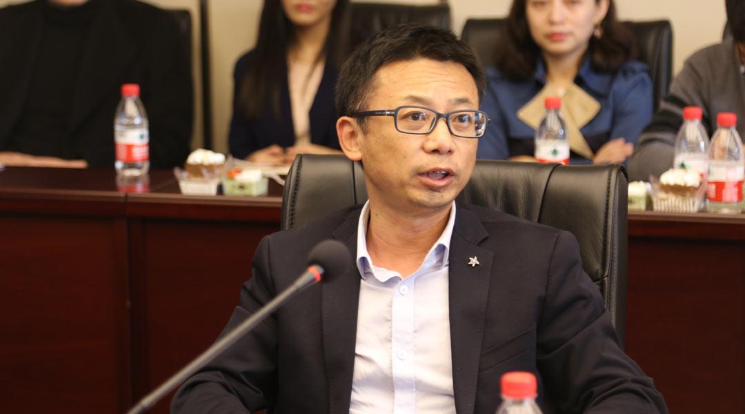 国瑞控股副总经理 秦军