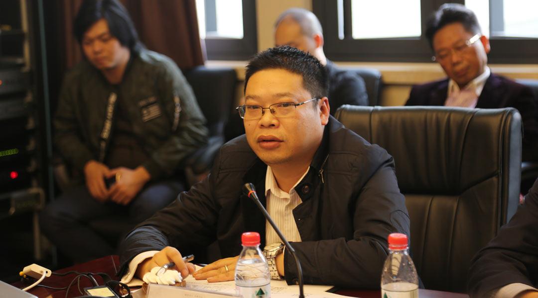 重庆泽胜文旅商业管理有限公司总经理 谢波