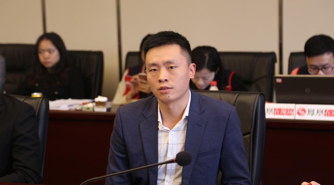 金科重庆区域公司御临河项目营销总监 罗泽