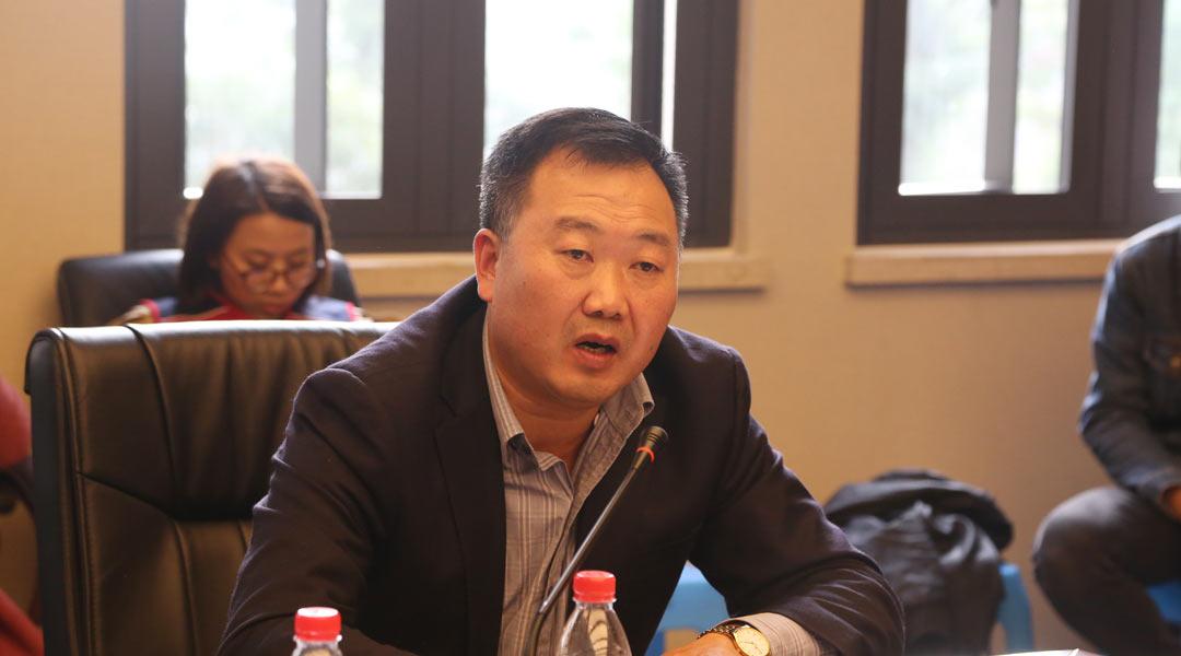 重庆际华目的地中心实业有限公司常务副总 刘明松