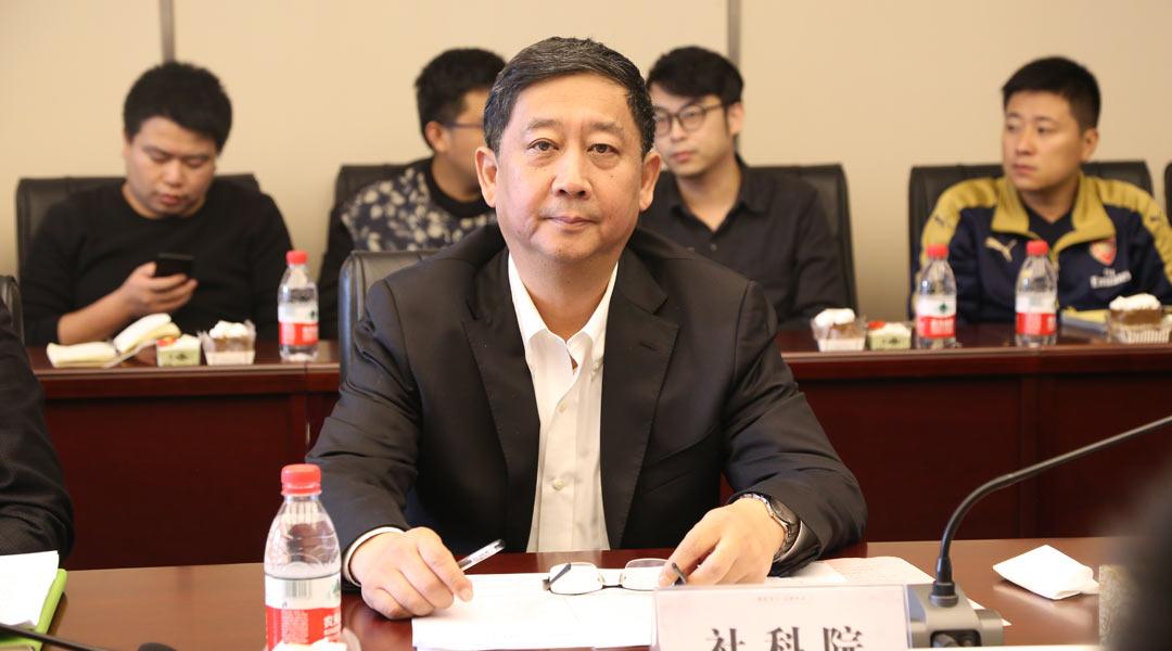 重庆社科院区域经济研究中心研究员 李勇
