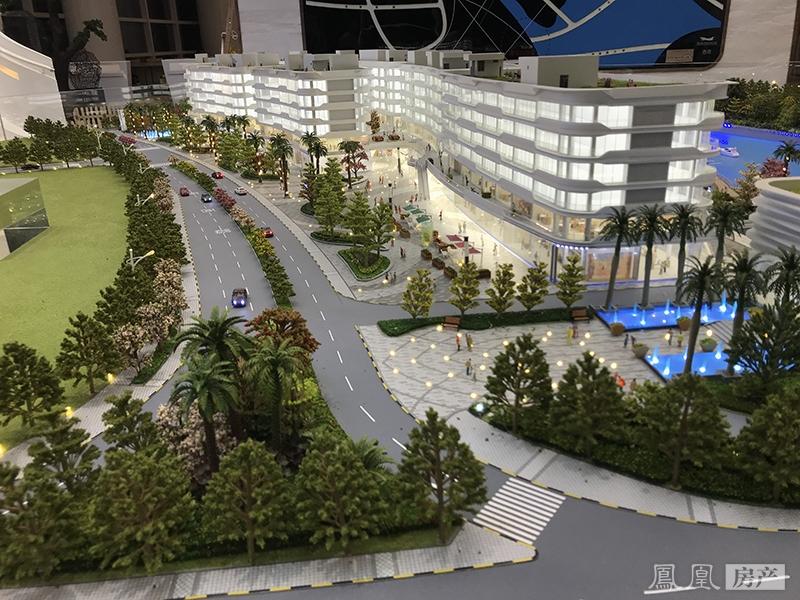 南沙水岸广场规划图