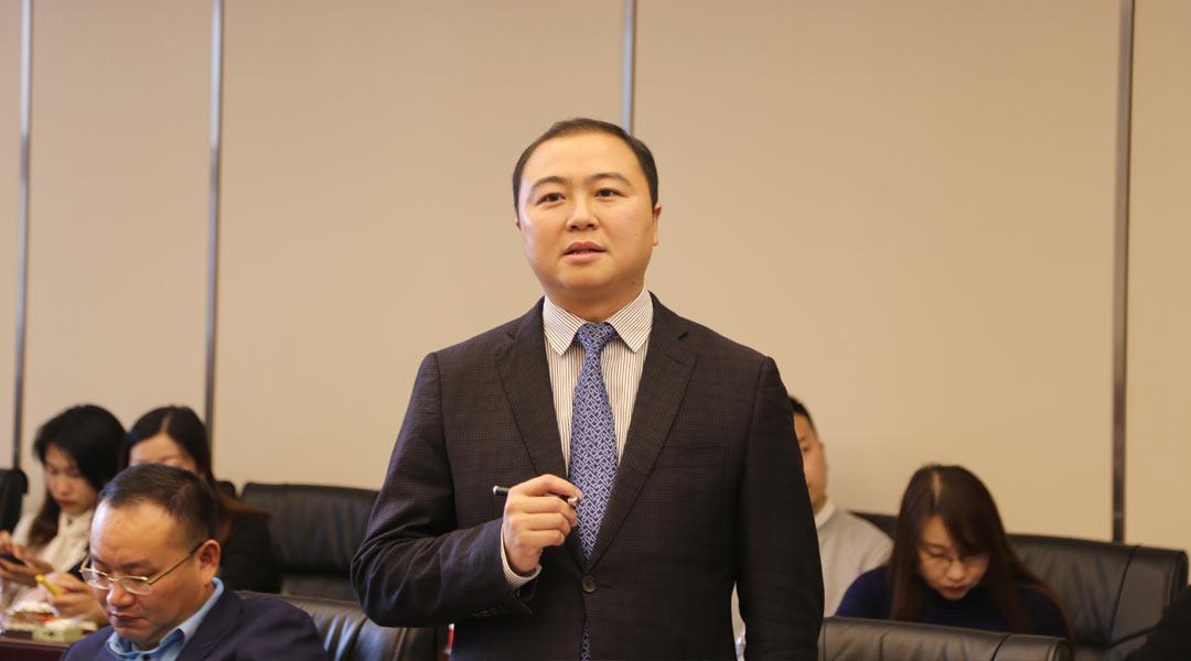 重庆两江新区龙兴工业园建设投资有限公司副总经理 朱永泽
