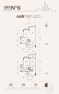 A6栋复式层17楼04单元