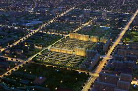 城建北京合院