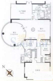 B栋12-22层02单元