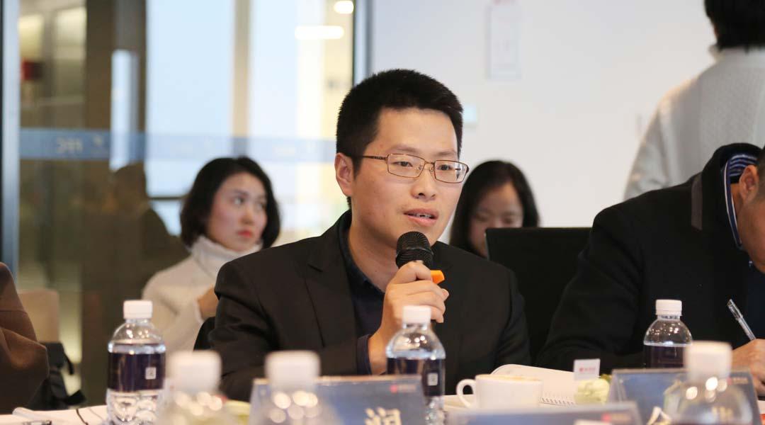 金茂重庆营销中心市场部总监 钱李亮