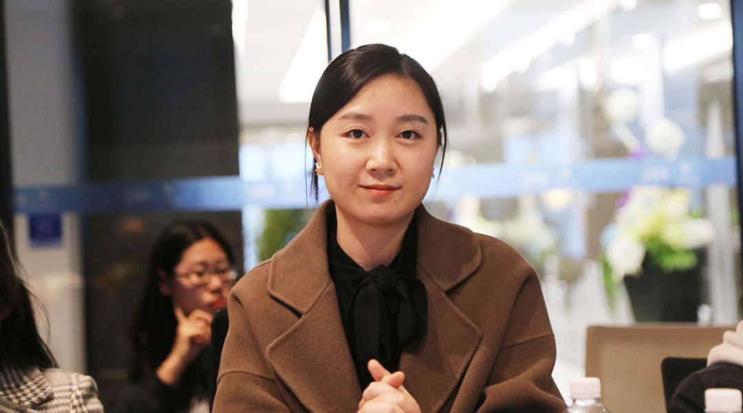 重庆华润公园九里项目营销经理 杨娟