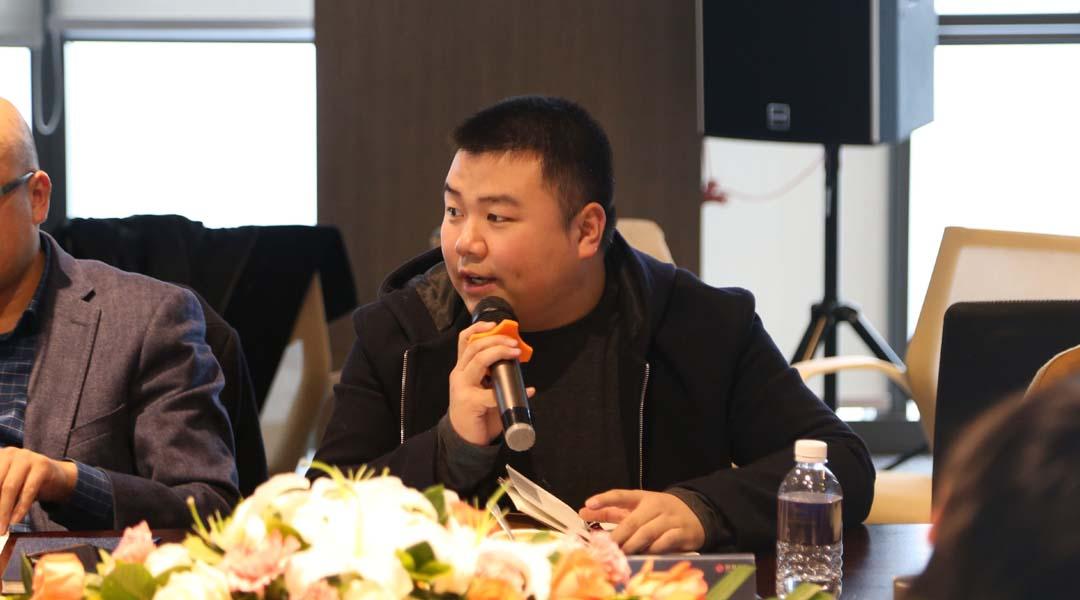 公园大道项目营销经理 王珏