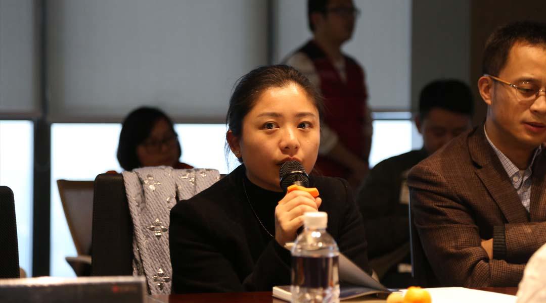 雅居乐重庆中央公园项目负责人 陈雪