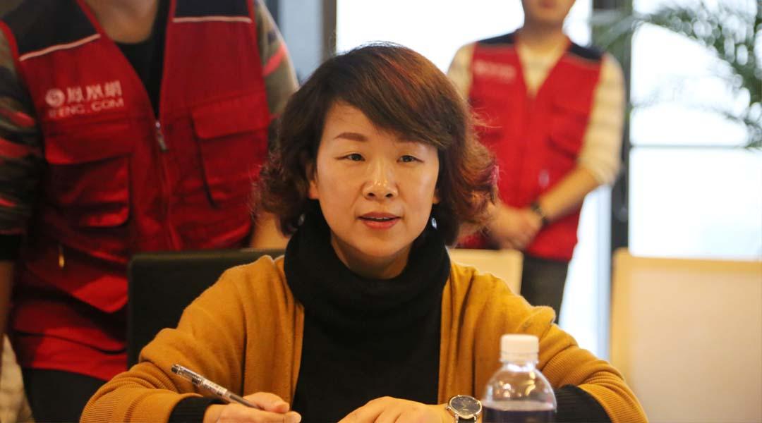 重庆市空港新城开发建设有限公司产业部部长 潘攀