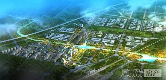 龙湖·列车新城效果图1