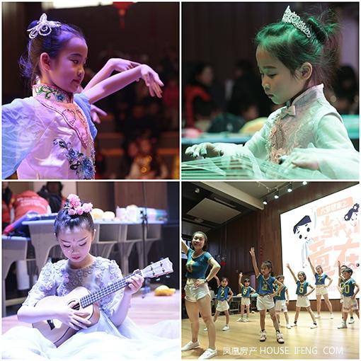 杨星烨与妈妈的歌声伴随这刘锦程同学吹奏的萨克斯曲《莫斯科郊外的