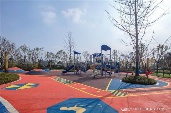 龙湖望江台·璟宸利好 丨合肥首创社区公园跑