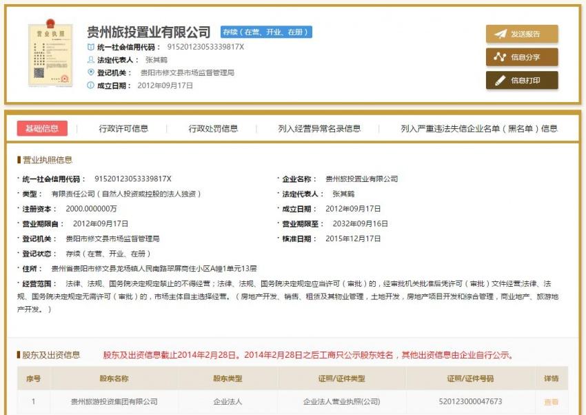 土拍| 又下一城,贵州旅投置业2.32亿元拿下修文