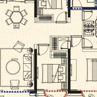 H4 4房2厅2卫