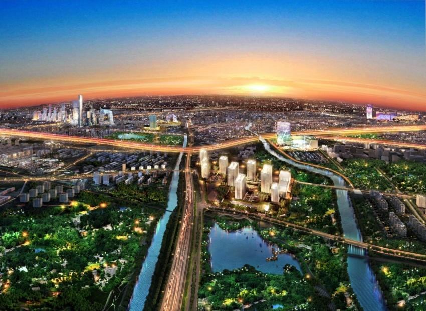 东四环国际居住区白皮书发布 北京先一步跨入世界都会