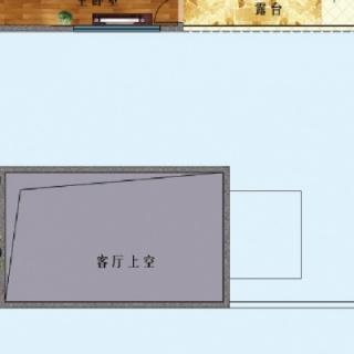 D户型二层 4+1房两厅四卫