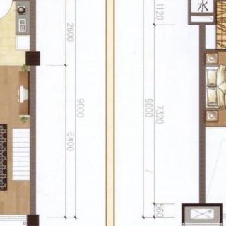 45-60平米