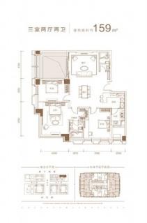 公寓10号楼A户型