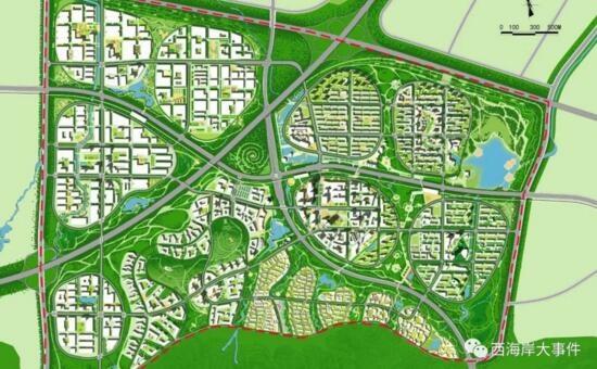 270亿一座未来城落子青岛西海岸 ——凤凰网房产青岛