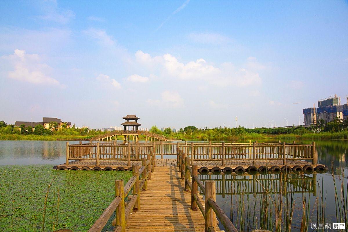 蓝光雍锦半岛周边配套6