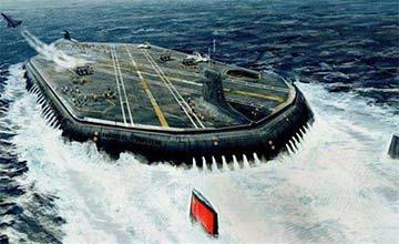 中国计划建造海上工程 美国知道后倍感不安