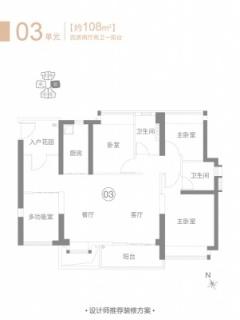 住宅B1栋03单元