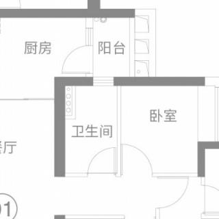 住宅B2栋01单元