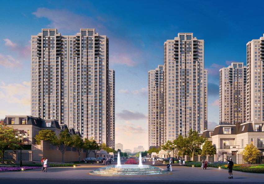 依澜郡丨给南京一座TOD生态大城