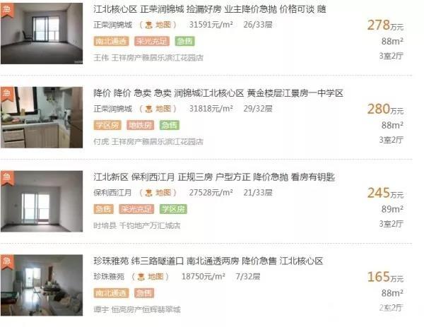 南京二手房市场分化,新房收官价格倒挂显著