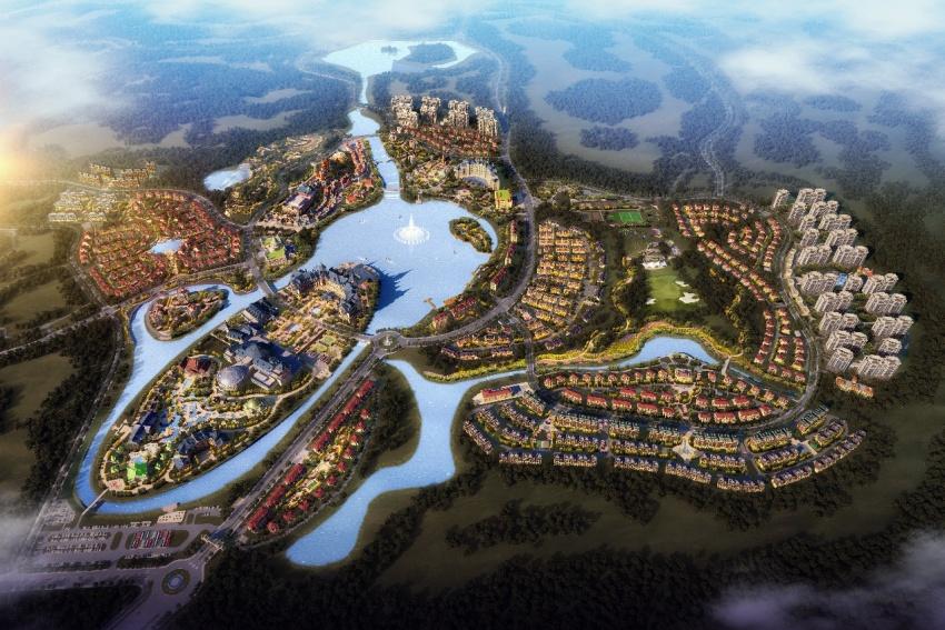 武汉恒大科技旅游城亮相央视 顶级文旅大盘获热捧