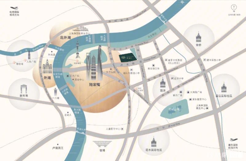 邑滨江规划图2