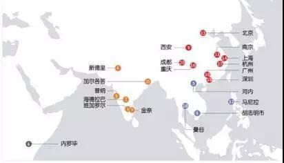 2019世界城市經濟排行_2019中國城市發展潛力排名 最新