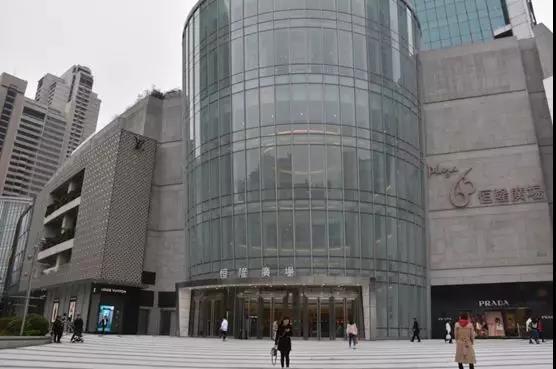 恒隆广场 凤凰网奇点商业实拍