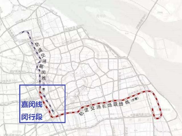 嘉闵线最新规划信息出炉 正线北起嘉定北站