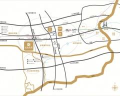 金臣颐墅规划图2