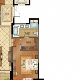A2 四房两厅三卫