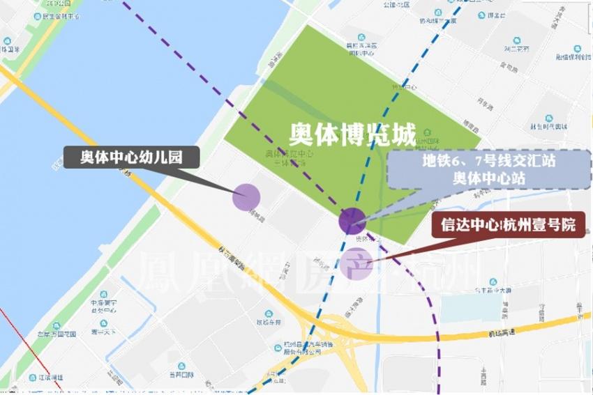 要来了 亚运会前 杭州真的要变成 长在地铁上的城市 凤凰网房产杭州